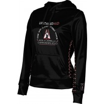 ProSphere Girls' Geo Hoodie Sweatshirt