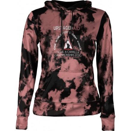 ProSphere Women's Grunge Hoodie Sweatshirt